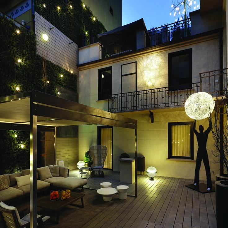 Soluzioni di arredo design e illuminazione